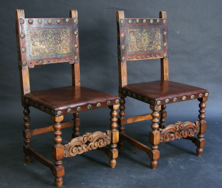 - Antique Furnishings & Spanish Colonial