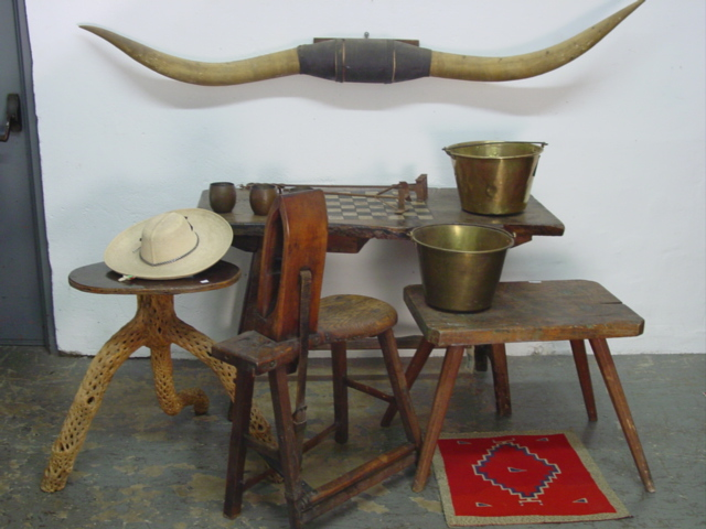 Cowboy Furniture And Collectables