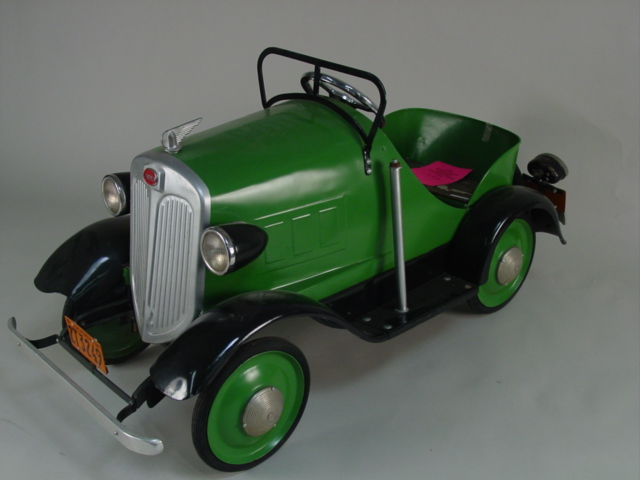 1934 Steelcraft Lincoln vintage Pedal car